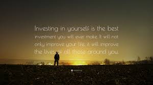 ways to invest in yourself for giving you what you need to giving you what you need to elevate from the inside out