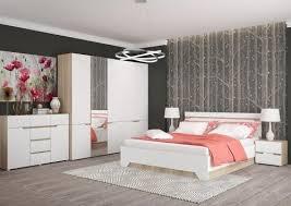 Кровать <b>Анталия</b> в компл с 2 тумбочками (Горизонт) купить по ...