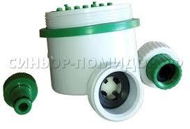 <b>Таймер</b> полива <b>green helper ga</b>-<b>322n</b> шаровый купить в Москве