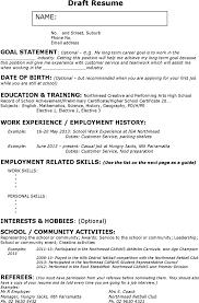 babysitter resume templates premium templates babysitter experience resume