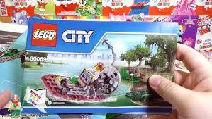 <b>Lego</b> City 60069, Лего Город Участок новой Лесной Полиции ...