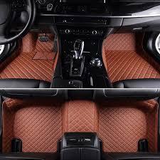 Online Shop FUZHKAQI <b>Custom car floor mats</b> for Audi all model a3 ...