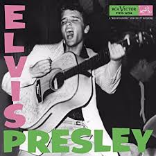 <b>Elvis Presley</b> (<b>180</b> Gram Audiophile Translucent Blue Vinyl/Limited