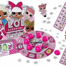 """<b>Настольная игра</b> """"<b>ЛОЛ</b> Задания-сюрпризы"""" - Магазин игрушек ..."""
