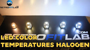 Led color temperatures halogen, <b>3000K</b>, <b>4300K</b>, <b>6000K</b>, 8000K (T10 ...