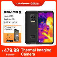 <b>Armor 9 Thermal</b> Camera Rugged Phone