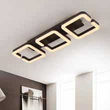2019 <b>Brown Modern Led</b> Ceiling <b>Chandelier</b> Lamp Lampara De ...