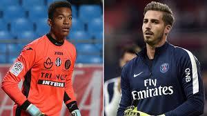Toulouse-PSG: Trapp-Lafont, le duel entre l'imperturbable et l ... via Relatably.com