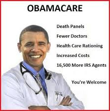 Image result for Obamacare job killer