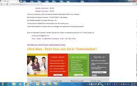 job portals in bangalore interviewdot potential job seekers job portals in bangalore interviewdot potential job seekers resumes cv