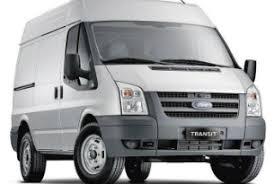 Реализация проекта <b>обшивки салона</b> Ford Transit