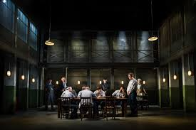 the arts shelf latest review the shawshank redemption the the arts shelf latest review the shawshank redemption the lowry uk tour