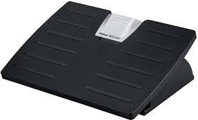 <b>Fellowes</b> FS-80350 Microban, Black <b>подставка для ног</b>