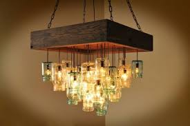 25 fascinating mason jar chandelier designs with a vintage flair diy vintage mason jar chandelier