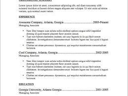 breakupus pretty resume example executive or ceo careerperfectcom breakupus inspiring more resume templates primer nice resume and picturesque nicu nurse resume also
