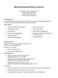 medical assistant receptionist resume sample receptionist medical assistant medical assistant images medical assistant resume samples