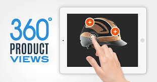 Create Interactive 3D CAD and <b>360</b> Product Photography