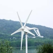 2019 Small <b>Wind Turbine Generator</b> Fit for Home lights Windmill ...
