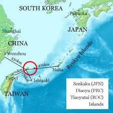TOP <b>GUN</b>: <b>Frantic</b> Skies Over The Japanese/Chinese Senkaku Islands