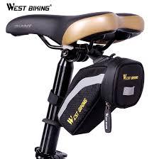 west biking bike bag cycling pannier storage luggage carrier basket mountain road bicycle saddle handbag rear rack trunk bags