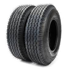 Ktaxon <b>2Pcs</b> P819 4.80/4.00-8 4PR Bias Trailer Tires 4.80-8 4.80x8 ...
