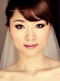 asian wedding makeup with eye looks