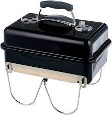 <b>Угольный гриль</b> Weber <b>Go</b> Anywhere, 43х31х41 см — купить по ...