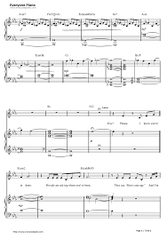 do you want to build a snowman frozen ost piano sheet music do you want to build a snowman frozen ost piano sheet music preview 5