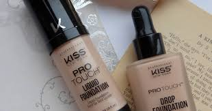 Kiss New York Pro Touch Liquid ... - Beauty Blog by Svetlana Russkih