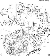 similiar gm engine parts diagram keywords 2004 chevy trailblazer engine besides 2 2 ecotec engine parts diagrams