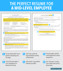 what to include on your resume business insider graphics resume ideal mid level