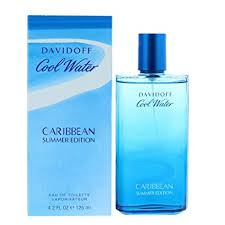 Davidoff <b>Cool Water</b> Man <b>Summer Caribbean</b> Edition, 125ml ...