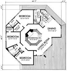 Beach Style House Plans   Plan   Main Floor Plan