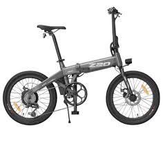 <b>Электровелосипед Xiaomi HIMO Z20</b> Electric Bicycle Grey