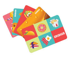 Grubhub Gift Cards | A Great Gift for Food Lovers - Grubhub