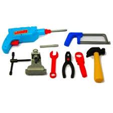 Детские наборы инструментов — купить на Яндекс.Маркете