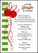 christmas invitation wordings for a¢ discount holiday party  jingle mingle party invitations for christmas