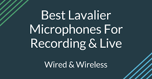 Best Lavalier Microphones (Wired & <b>Wireless</b>) For Recording & Live ...