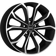 ALLOY WHEEL <b>MAK</b> Fatale 8X18 5X108 Et45 For Jaguar Xf ...