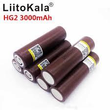 <b>LiitoKala</b> for HG2 <b>18650</b> 3000 mAh <b>battery Original 3.6 V</b> download ...