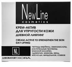 Купить NewLine <b>Крем</b>-<b>актив</b> дневной <b>лифтинг для</b> упругости кожи ...