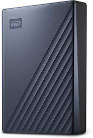WD 4TB My Passport Ultra Blue Portable External ... - Amazon.com