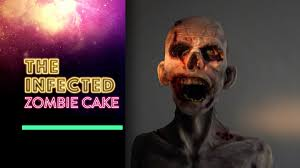 Crazy Cakes S1 Ep. 2: The Infected <b>Zombie Cake</b> - TrueID