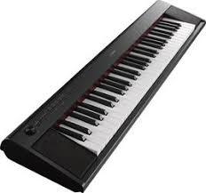 Купить <b>Цифровое фортепиано Yamaha NP-12B</b> по супер низкой ...