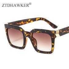 <b>Square</b> Arrow <b>Personality Sunglasses</b> Color Fashion Men and ...