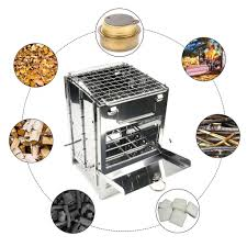 <b>BBQ Grill Camping</b> Outdoor <b>Stove Barbecue Grill Portable Barbecue</b> ...