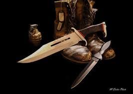 Knife in Movie
