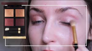 <b>Tom Ford HONEYMOON</b> Eyeshadow Quad Review & Demo | Every ...