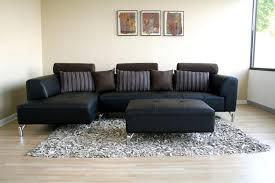 7 seater black leather sofa set black leather sofa