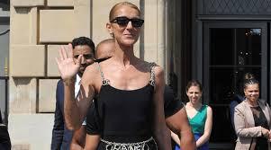 Для Селин Дион <b>комбинезон</b> от Chanel лучше маленького ...